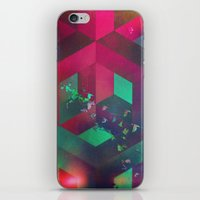 Flyypyth iPhone & iPod Skin
