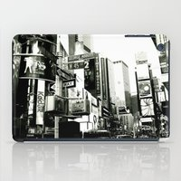 WHITEOUT : Life in the City iPad Case