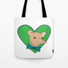 Little Tuna Tote Bag