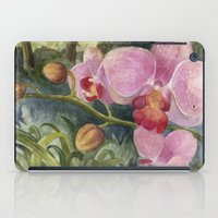 Orchid Beauty iPad Case