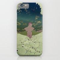 iPhone & iPod Case featuring Otium II by eddidit