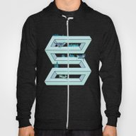 The Impossible Pursuit  Hoody