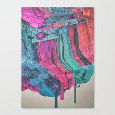 QUAGMIRE (everyday 12.18… Canvas Print