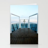 Santa Catalina Stationery Cards