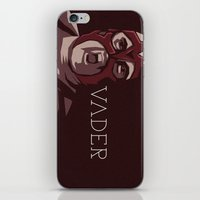 Vader Time iPhone & iPod Skin