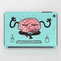 Train Your Brain iPad Case