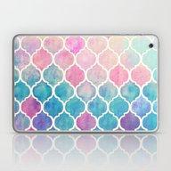 Rainbow Pastel Watercolo… Laptop & iPad Skin