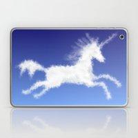 Cloudy Unicorn Laptop & iPad Skin