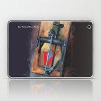 mousetrap / pop art, still life, object Laptop & iPad Skin