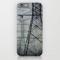iPhone & iPod Case featuring War of the Worlds by Curt Saunier