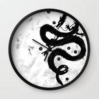 Midnight Wish Wall Clock