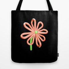 Balloon Flower Tote Bag