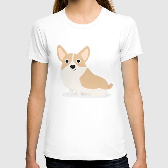 Corgi - Cute Dog Series T-shirt