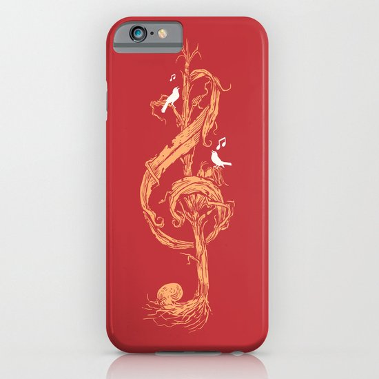 Natural Melody iPhone & iPod Case