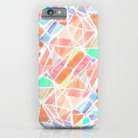 Pastello Peach iPhone 6 Slim Case