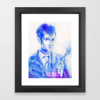 The Tenth Framed Art Print