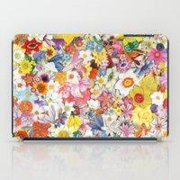 Flowers.2 iPad Case