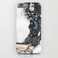 Queen B iPhone 6 Slim Case