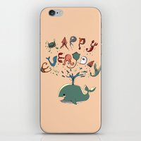 Happy Everyday iPhone & iPod Skin