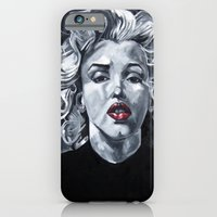 all i wanted was a peak! iPhone 6 Slim Case