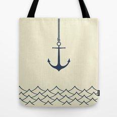 Anchors Away Tote Bag