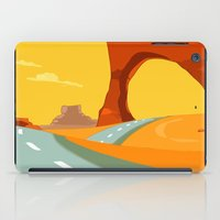 Coyote Country iPad Case