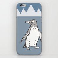 Lil Penguin iPhone & iPod Skin