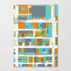 Ground #07 Canvas Print