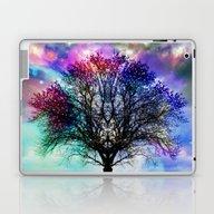 Winter Beauty Laptop & iPad Skin