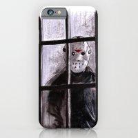 Jason Lives iPhone 6 Slim Case