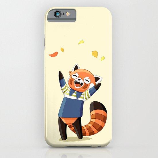 Red Panda 2 iPhone & iPod Case