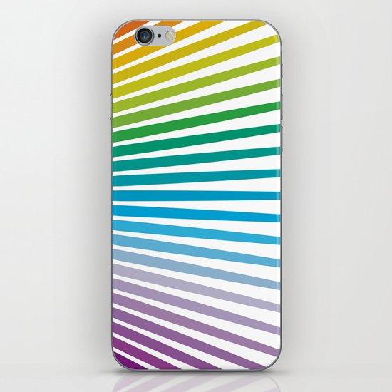 Shapes #32 iPhone & iPod Skin