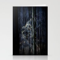 Late Fall In The Forest Stationery Cards