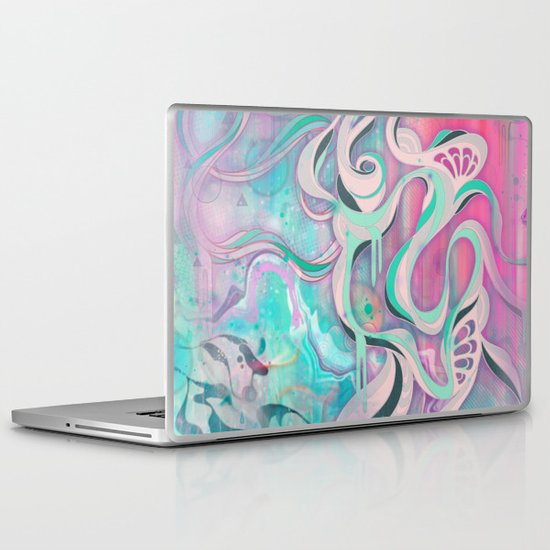 Tempest II (colour variant) Laptop & iPad Skin