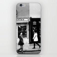 Never Again iPhone & iPod Skin