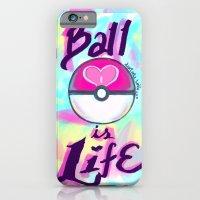 Pokeball is Life iPhone 6 Slim Case