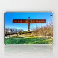 Angel Of The North Laptop & iPad Skin