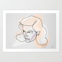 Maybe Humphrey Just Whis… Art Print