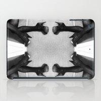 quad-heel iPad Case