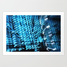 Light Fantastic Art Print