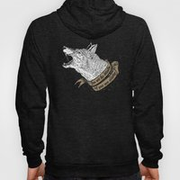 Wolf Protector (Black n Bronze collection) Hoody