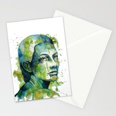 Paulina by carographic Stationery Cards