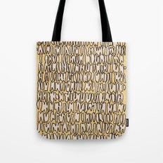 Teeth Tote Bag