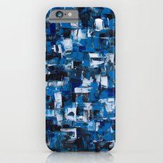 Blue Blade Painting iPhone 6 Slim Case
