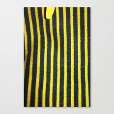 Fuga da Alcatraz Canvas Print