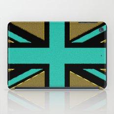 Glittery Union Jack iPad Case