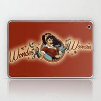 Wonder Bombshell Laptop & iPad Skin