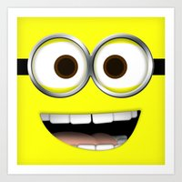 minion *new* Art Print