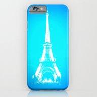 Paris Eiffel TOWER iPhone 6 Slim Case