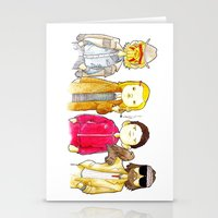 Royal Tenenbaum Bought T… Stationery Cards